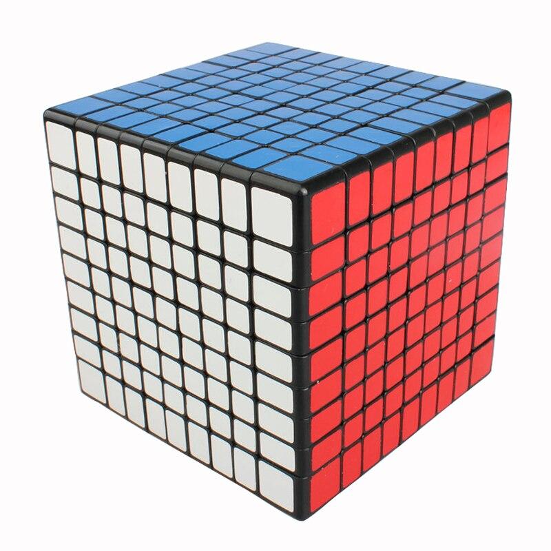 SHENGSHOU 9*9*9 Cube magique Puzzle jouets éducatifs cadeaux (92x92x92mm)