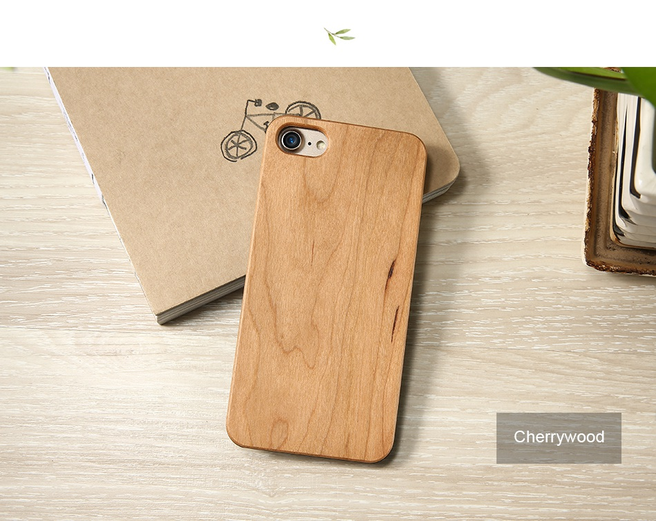 For iPhone 7 iPhone 7 Plus Case Natural Bamboo Wooden Phone Cases For iPhone 6 6S Plus 6 Plus (14)