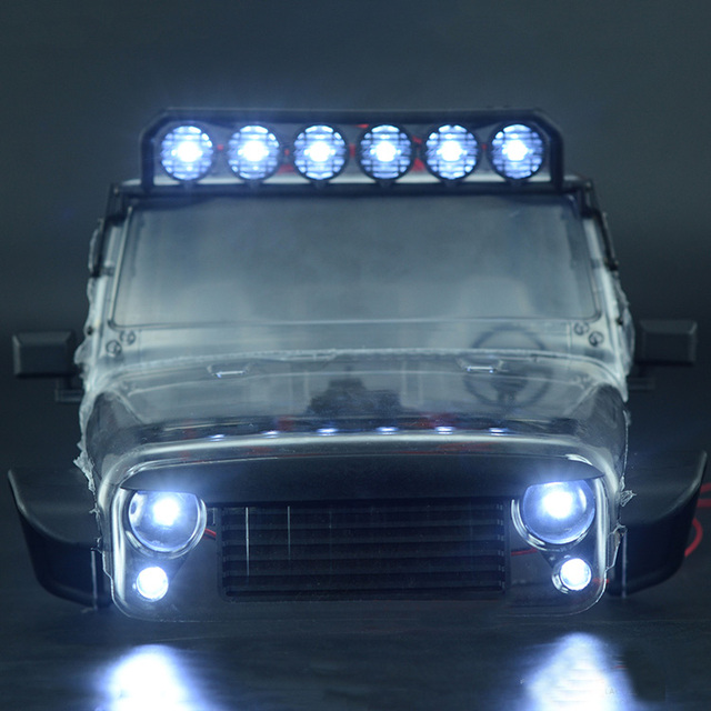 1set led light bar roof lamp ultra bright front rear bumper led 1set led light bar roof lamp ultra bright front rear bumper led light stripspotlight mozeypictures Gallery