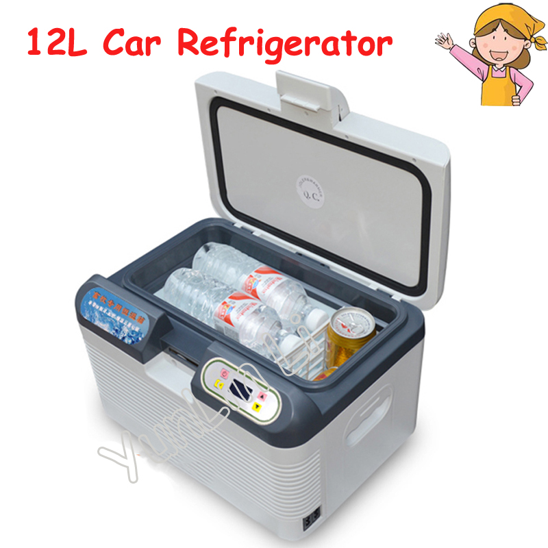 12L Car Refrigerator Portable Pig Semen Thermostat Machine Mini Household Livestock Refrigerator 12L4 12l car refrigerator portable pig semen thermostat machine mini household livestock refrigerator 12l4