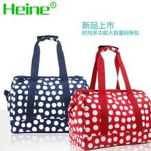 large capacity diaper bag multifunctional handbag mommy bag water proof baby nappy bags
