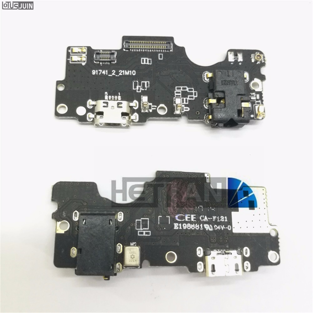1 stücke Micro-usb-ladeanschluss Flex Kabel Für Meizu E2 MTK Helio P20 3G/32G 5,5 zoll