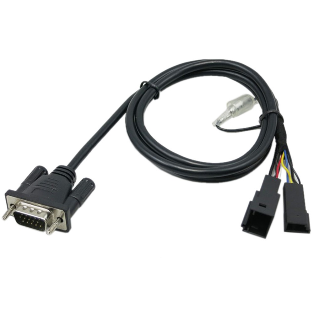 Yatour Wire Harness Cable For <font><b>BMW</b></font> Trunk 3Pin&6Pin <font><b>Bluetooth</b></font> <font><b>Car</b></font> Adapter M06/M07 Digtial Music Changer image