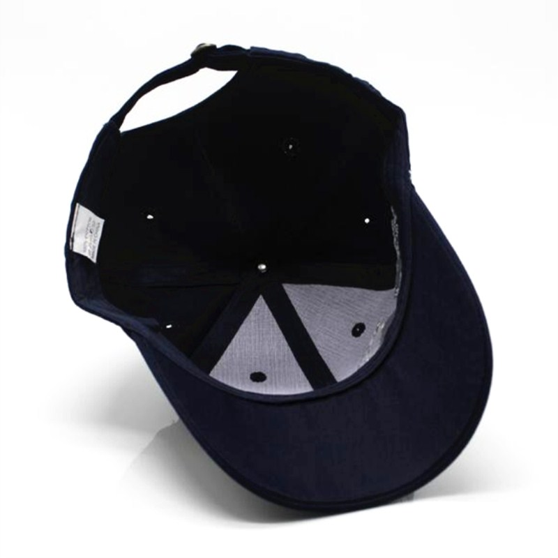 Skull embroidery baseball cap 5