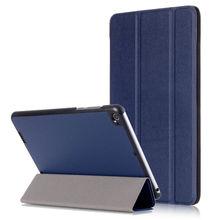 """Caso de la cubierta Para Xiaomi Mi Pad 3 Mipad3 Protectora Cubiertas Inteligentes cuero para mi mipad pad3 3 2 Casos de Tablet PC 7.9 """"PU Protector"""