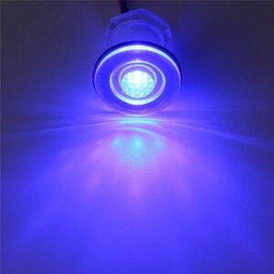 Image 4 - 화이트/블루 33mm led 의례 빛 12 v 해양 보트 rv motorhome livewell 램프 복도 빛