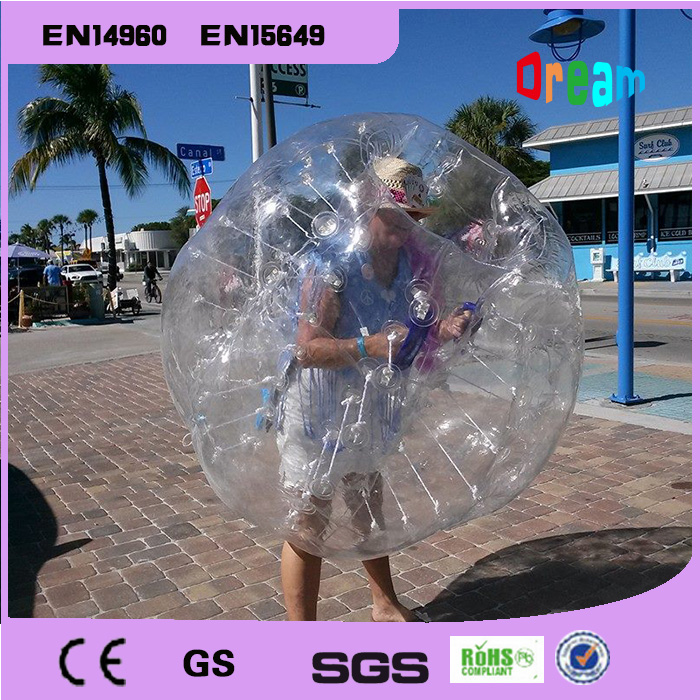 Dia 1 5m PVC bubble soccer for adults bubble football bumper inflatable human hamster ball zorb