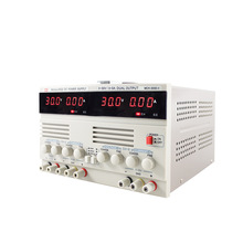 MCH-303D-II Double Way High-precision Direct Regulated laboratory Power Supply 30V 3A Linear Adjustable DC voltage regulator fast arrival qj3003siii dc power supply laboratory triple phases transformer 30v 3a resolution of 100mv 10ma