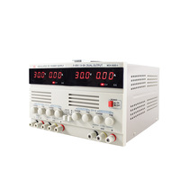 MCH 303D II Double Way High precision Direct Regulated laboratory Power Supply 30V 3A Linear Adjustable DC voltage regulator