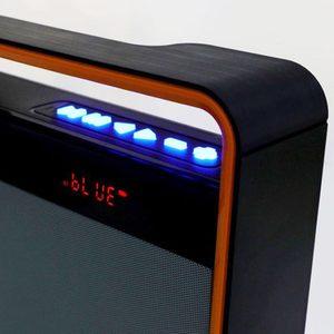 Image 5 - נייד HIFI אלחוטי סטריאו סופר בס Caixa תיבת קול HandFree עבור טלפון כוח בנק 10W 2000mah FM רדיו p7 bluetooth רמקול