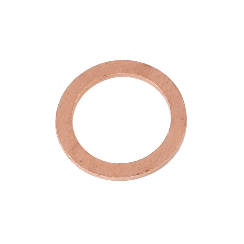 20PCS/Pack Assorted Copper Washer Gasket Sealing Ring Sump Plug Kit 10X14X1MM парафин oneball x wax 5 pack assorted