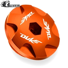 Motorcycle CNC Motorbike KTM Engine Igntion Cover Plug For 125 200 Duke all year 250 2017 2018 390 2013-2017