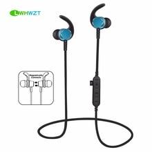 LWHWZT T3 Fones de Ouvido Bluetooth Esporte gancho Do ouvido Fone de Ouvido Música Ímã TF Slot Para Cartão Sem Fio fone de Ouvido fone de Ouvido Sem Fio Over-ear