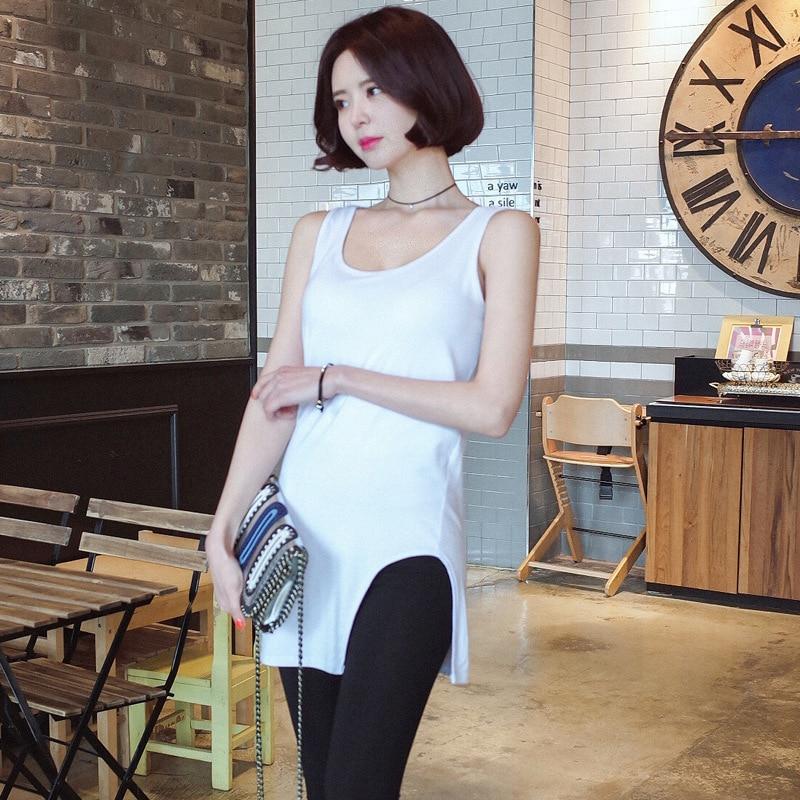 2018 Ladies Summer Tops Hollow Out Irregular Sleeveless Tank Crop Top Women Casual Camiseta Black White Tops Vest Shirt Cropped