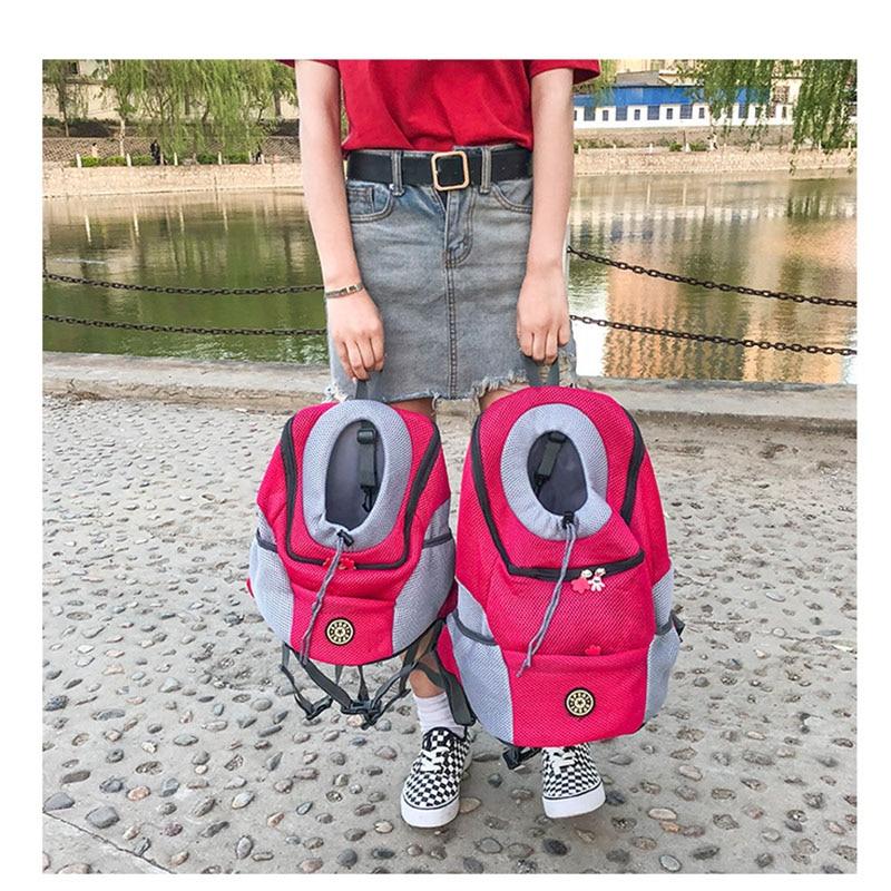 Portable Travel Dog Backpack Carrier 14