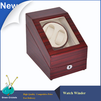2015 Latest High Glossy Luxury Automatic Watch Winder German Super Slient Motor Watch Winder WATCH DISPLAY