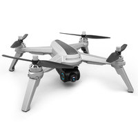Brushless Motor RC Drone 5G WIFI FPV 1080P HD Camera GPS Follow Me Directs the Flight One Button Return Quadcopter