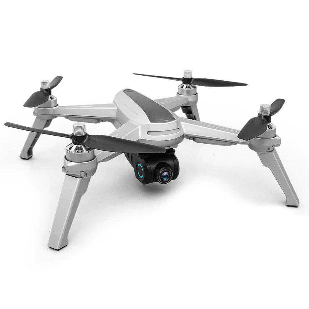 Moteur sans balais RC Drone 5g WIFI FPV 1080 p HD Caméra GPS Suivez-moi Dirige le Vol D'un bouton Retour Quadcopter