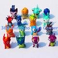 16pcs/set Slugterra Action Figures Toys Anime Cartoon Slugterra Toys Slugs Children Kids Gift 4.5-5cm OPP Bag WU866
