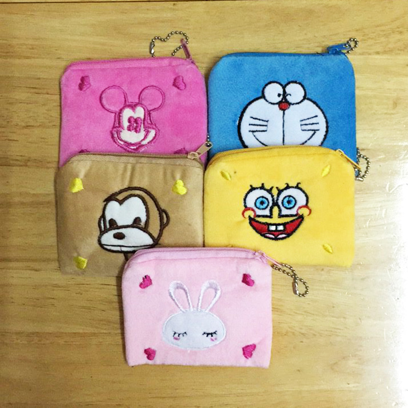 coin purse pouch wallet monederos mujer monedas para party supplies carteira small kawaii purses for girls women kids mini bags