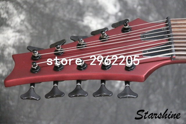 10 String Starshine Atomanderson electric bass 2