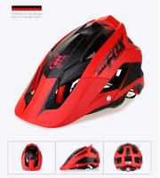 Bat FOX integrally molded mtb mountain road bicycle bike whole body riding helmet Casco Ciclismo Capacete 56 63CM