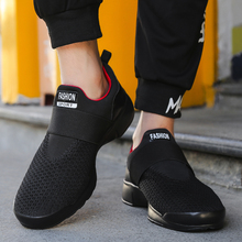 Casual Shoes Men Sneakers Breathable Sneakers Men Outdoor Male Slip On Flats High Quality Mens Shoes Large Sizes 39-46