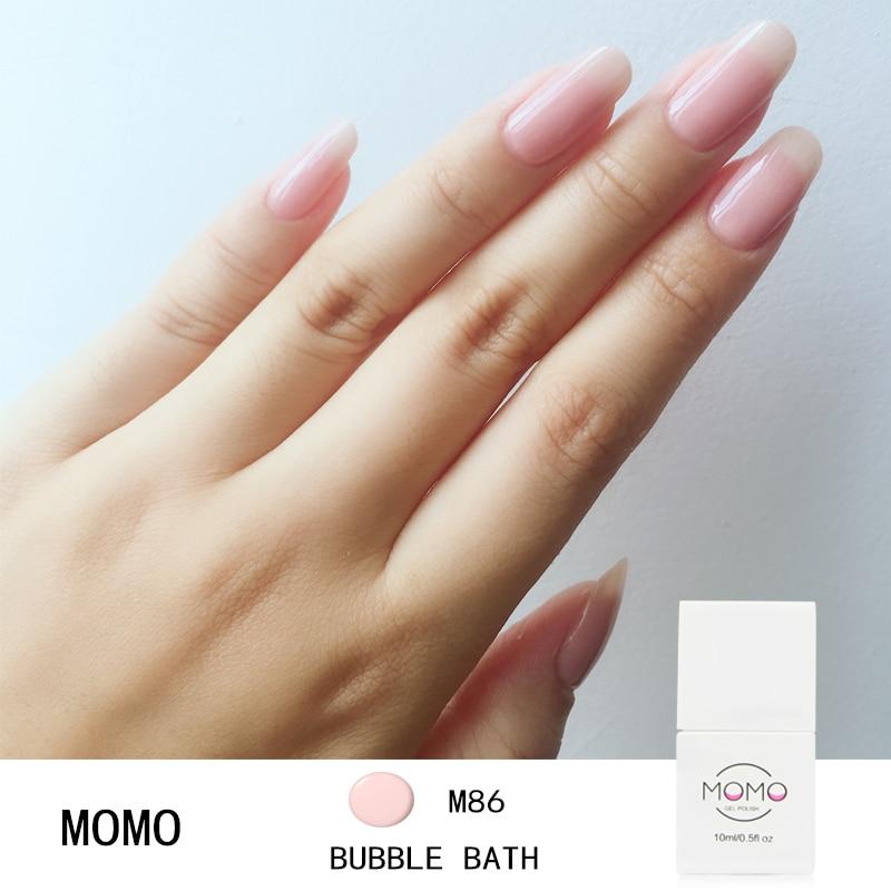10ml Off White Gellak UV Gel Varnish Long Lasting Soak off Semi Permanent Led Glitter Lacquer Gelpolish Manicure Gel Lak Latex in Nail Gel from Beauty Health