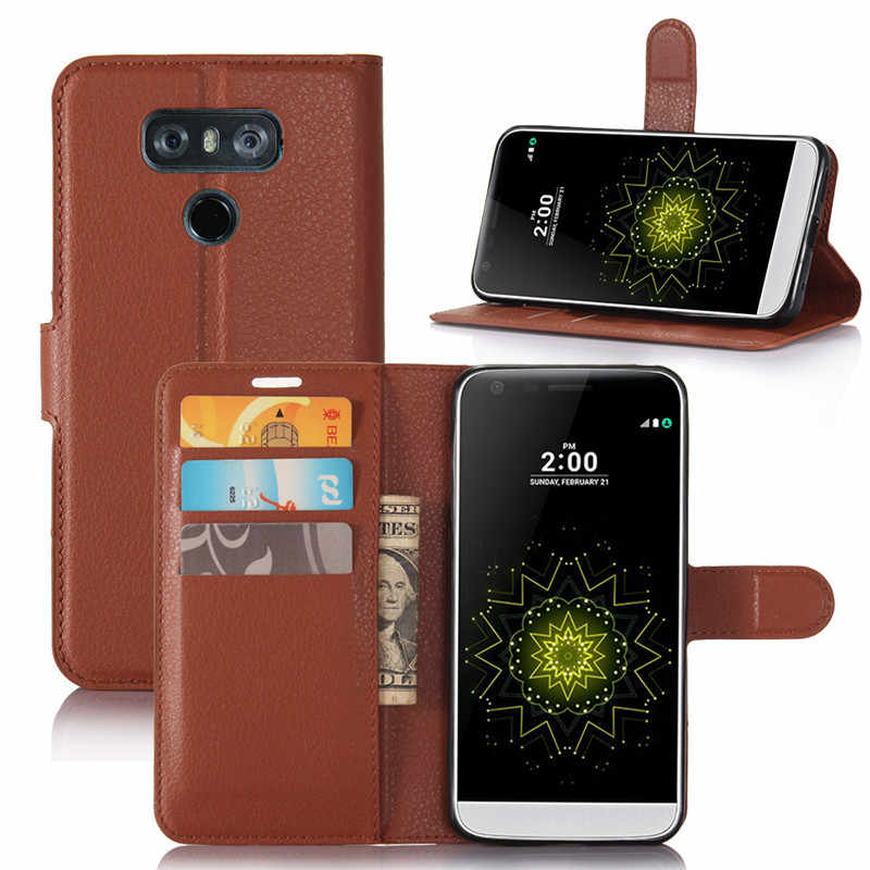 Чехол для мобильного телефона LG G6 чехол кошелек кожаный с откидной крышкой 5 7 H870DS