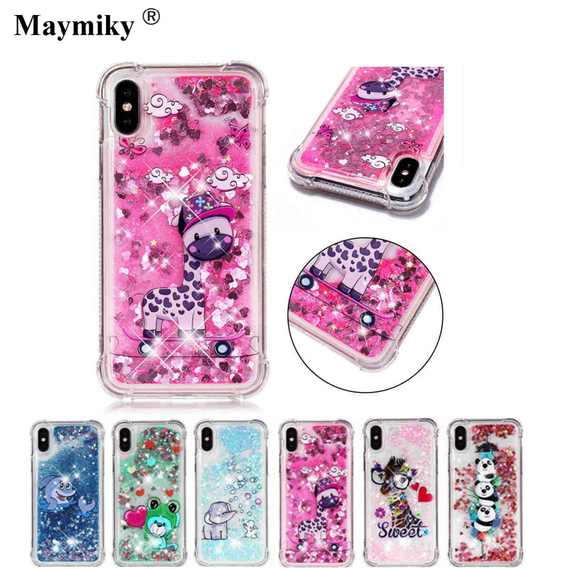 Tpu Dynamic Liquid Glitter Bling Anti-knock Sand Case For Samsung Galaxy A6 A8 Plus 2018 A3 A5 A7 2017 A310 A510 A5 2016 Cover Beneficial To Essential Medulla Cellphones & Telecommunications