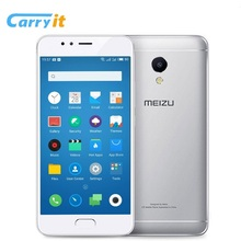 "Original Meizu M5s 16GB 3GB Mobile Phone Android MTK Octa Core 5.2"" 3000mAh Cellular Fingerprint Quick charge(China)"