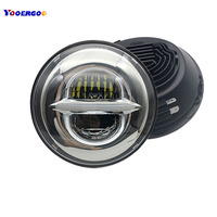 Newest Motorcycle 50W For Daymaker Harley 7 Inch LED Headlight For Harley Davidson Touring Road King Street Glide