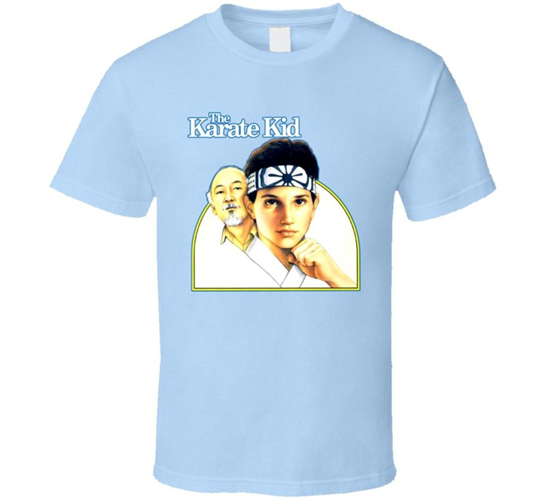Возьмите карате малыш классический 80 s фильм футболка