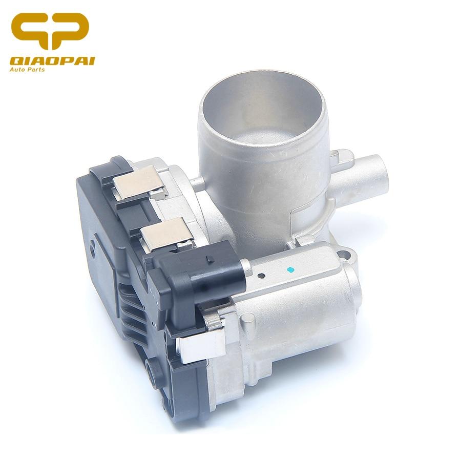 High-quality Aluminum Electronic Throttle Body 36GTE3F 55227810 Sensor For Fiat Palio Siena Throttle Bodies Car Accessories