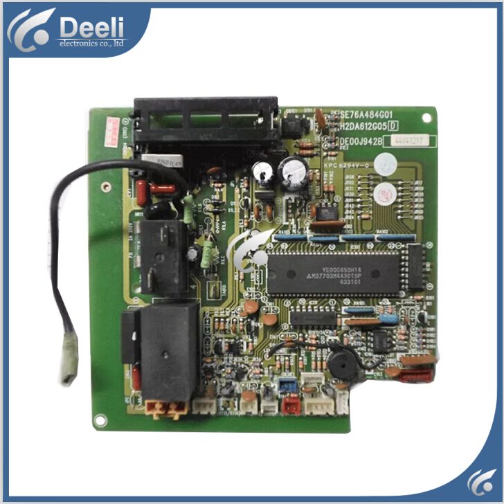 95% new good working for air conditioning Computer board MSH-12LV SE76A484G01 H2DA612G05 DE00J942B control board 90% new compatible bare bulb lv lp06 4642a001 for canon lv 7525 lv 7525e lv 7535 lv 7535u projector lamp bulb without housing