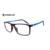 Memória cosmoline super leve ultem material de armação óculos computador miopia óculos para homens, Oversize Óculos de Lente Quadro 392