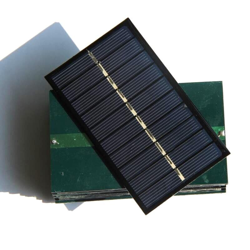 150MA 5 v Célula Solar DIY Painel