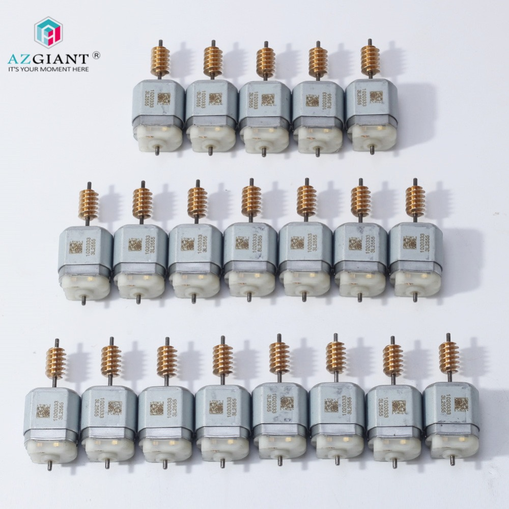 best quality 20pcs lot car ESL ELV Steering Lock Motor Wheel for Mercedes Benz W204 W207