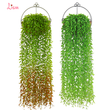 Planta Artificial Plants Tropical Willow Leaf Leaves New Time Limited Osier Garden Home Decoration Accessories Plastic