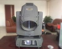 350W 17R Beam Spot Wash 3in1 350W gobo moving heads lights super bright For Concert Light