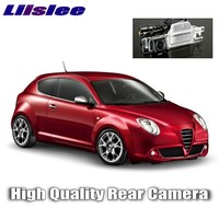 Liislee Car Camera For Alfa Romeo MiTo AR Furiosa High Quality Rear View Back Up Camera For | CCD with RCA