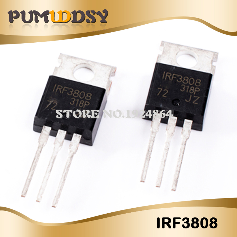 50pcs IRLB3034PBF IRLB3034 HEXFET Power MOSFET TO-220