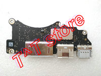 original for 2015 2016 A1398 DC IN JACK USB Board 820 5482 07 820 5482 A test good free shipping