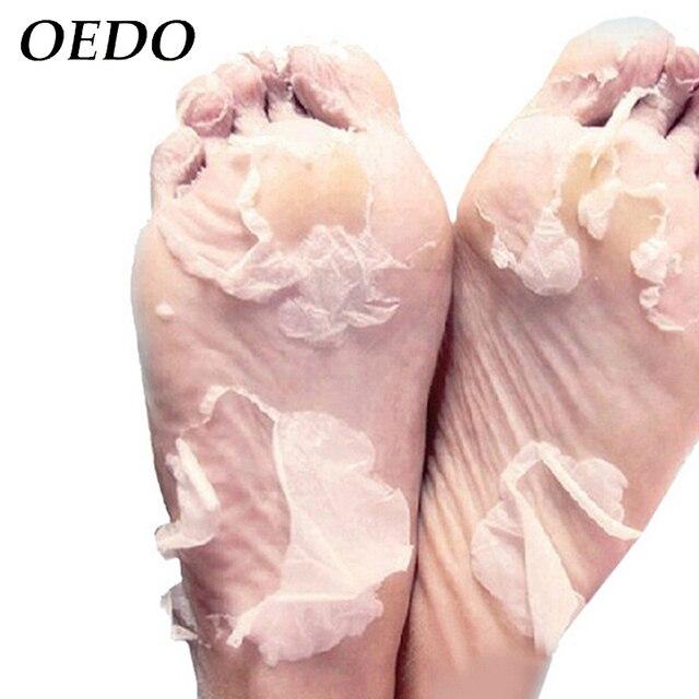 Dead Skin Peeling off Magic Foot Mask (3Pairs) 1