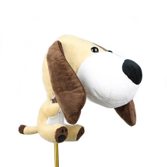 Clubes de golf 1 conductor cubre orejas grandes perro funda funda ...