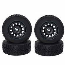 Rc wheel 4PCS RC 1/10 Crawler  Tire/tiry With Wheels Rims for Crawlers RC4WD D90 D110 Axial SCX10 900046