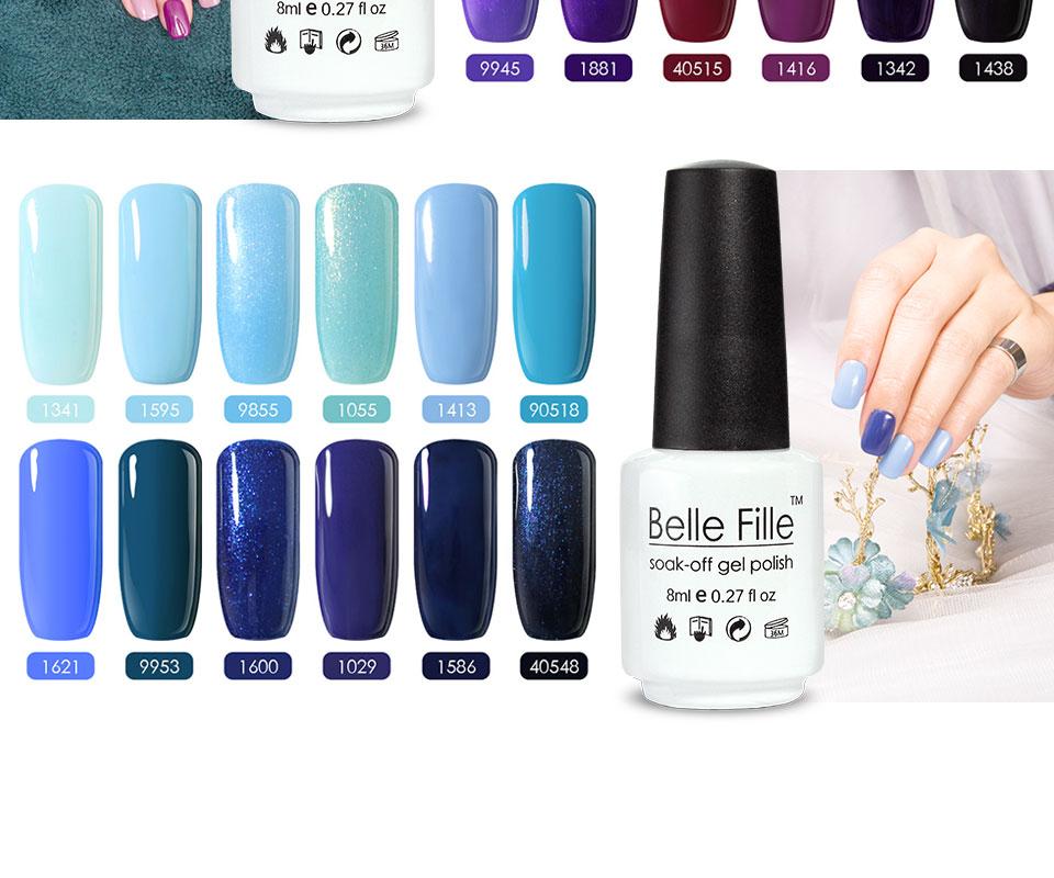Navy Blue Nail Polish Bulk | Hession Hairdressing
