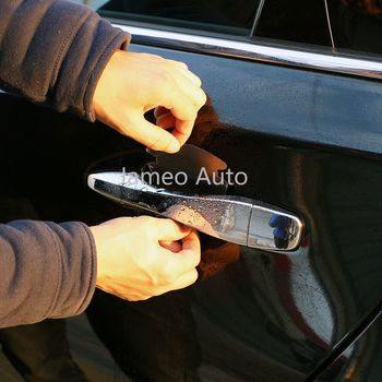 Car Door Handle Protective Film Car Wrist Sticker for Honda/Nissan/BMW/Audi/Benz/Lada/Suzuki/Mazda/Volvo/Fiat/Dodge/Subaru/Vw image