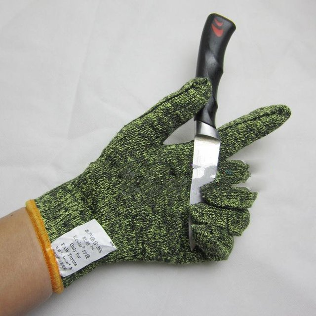 DuPont wire wire gloves cut resistant gloves anti blade stab labor