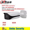 Original dahua $ number mp wdr hfw4421e ha sido actualizar por ipc-hfw4431e-s fijo lens3.6mm ir40m ip67 a prueba de agua cámara bullet ip